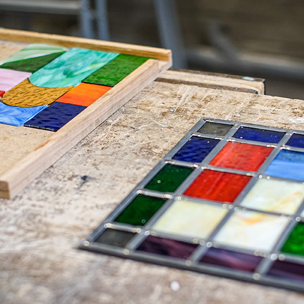 Introductie Glas-in-Lood