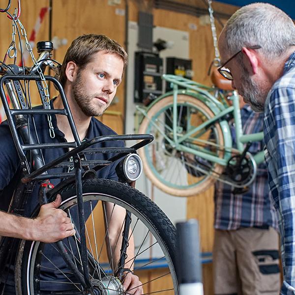 docent cursus fietsenmalen