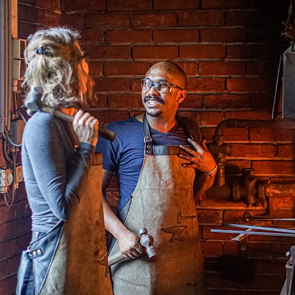 Introduction Blacksmithing