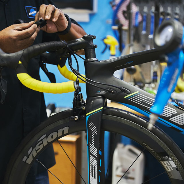 sportfiets reparatie onderhoud