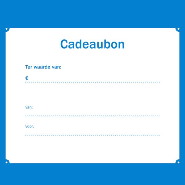 OWP Cadeaubon